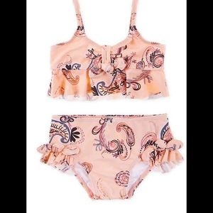 Jessica Simpson  2-piece Toddler Swimsuit